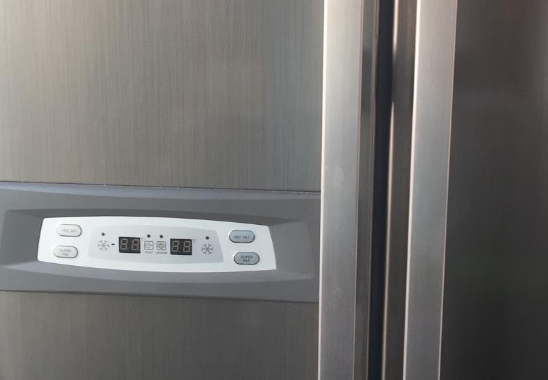 riparazione-frigorifero-daewoo-FRS-U20BEC-1