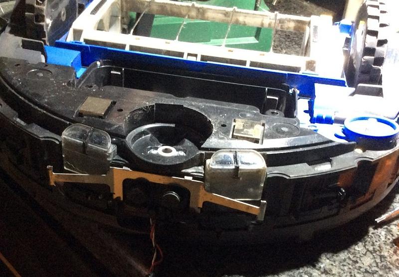 riparazione-assistenza-saronno-varese-como-milano-monza-brianza-irobot-rommba-800-sensore
